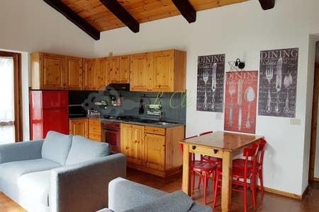 Affitto appartamento trilocale Courmayeur rif. A376